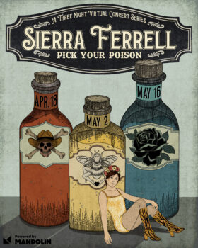 SIERRA FERRELL – Pick Your Poison *Livestream*