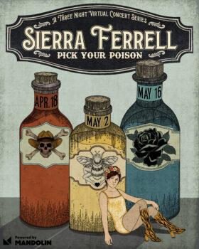 SIERRA FERRELL – Pick Your Poison *Livestream*